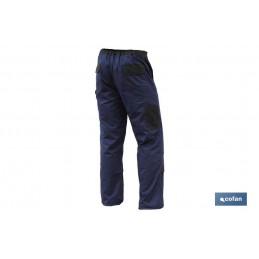 Pantalon de Trabajo Elastico Multibolsillos Modelo Jano delante