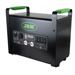 Generador Eléctrico Portátil Recargable JBM