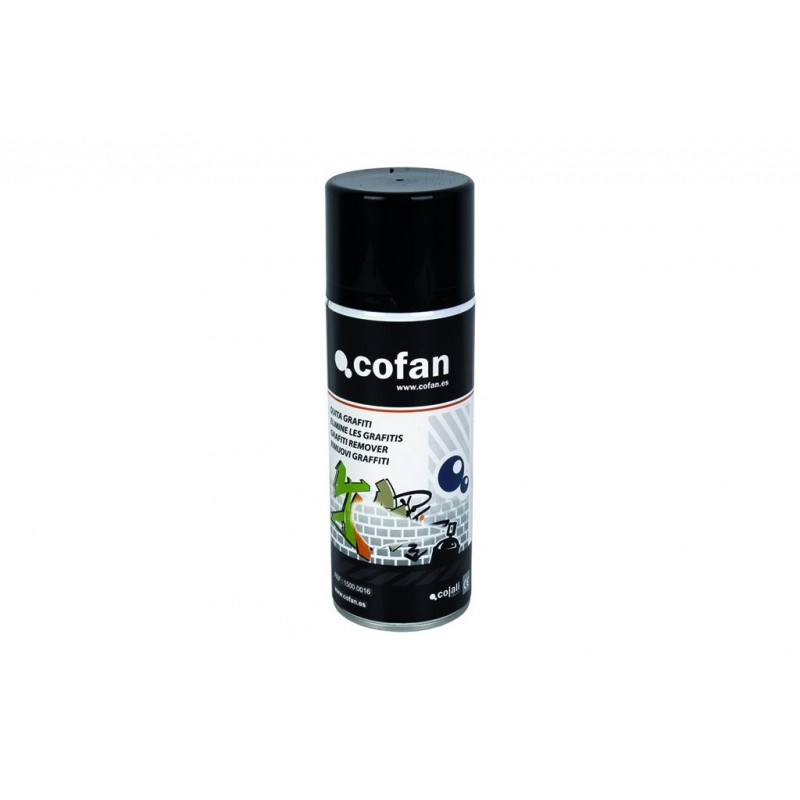 Quita Graffiti en Spray 400ml Cofan