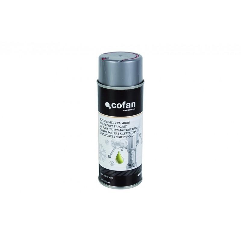Aceite de Corte y Taladro (Taladrina) spray 400ml Cofan