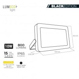 Foco Proyector Led 10W 4000K 800 Lumens LUMECO 3