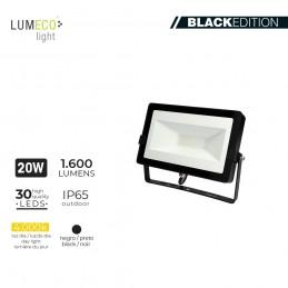 Foco Proyector Led 20W 4000K 1600 Lumens LUMECO