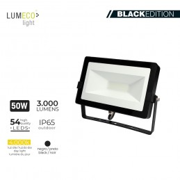 Foco Proyector Led 50W 4000K 3000 Lumens LUMECO