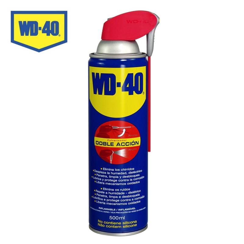 ACEITE LUBRICANTE MULTIUSOS WD-40 500ML