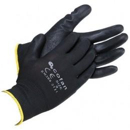 guantes-soporte-de-nylon-impregnados-poliuretano-Negro-cien-por-cien-nylon-cofan