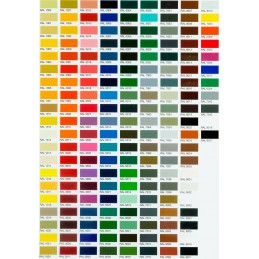 Pintura Acrílica en Spray 400ml Cofan carta de colores RAL