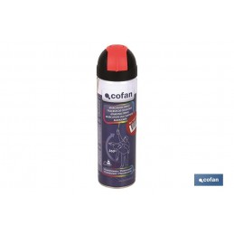 Pintura de Marcaje Fluorescente Spray 500ml Cofan
