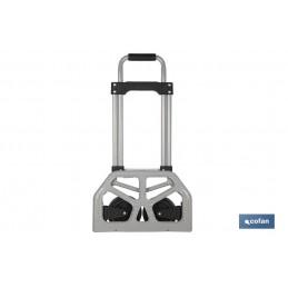 Carretilla Almacén Plegable de Aluminio Cofan detalle 5