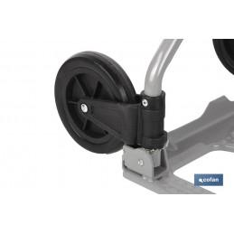 Carretilla Almacén Plegable de Aluminio Cofan detalle 8