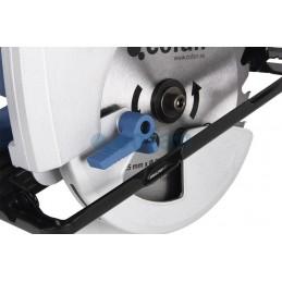 Sierra circular 1500W 64mm profundidad Cofan detalle 8