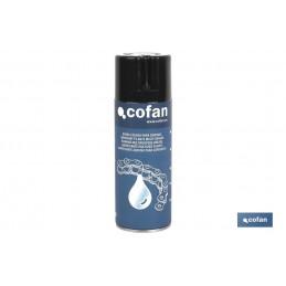 Grasa Adhesiva para Cadenas 400ml Cofan