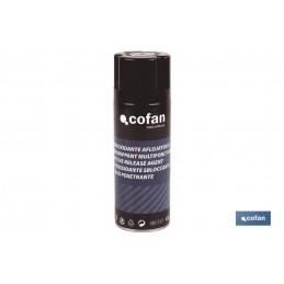 Desoxidante Aflojatodo con Grafito 400 ml Cofan