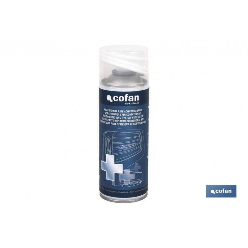 Higienizante Aire Acondicionado Spray 400 ml Cofan