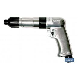 Atornillador Neumático Reversible con Embrague Ajustable Exterior Cofan