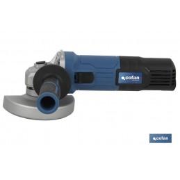 Amoladora 115 / 125 mm 900 W Cofan 6
