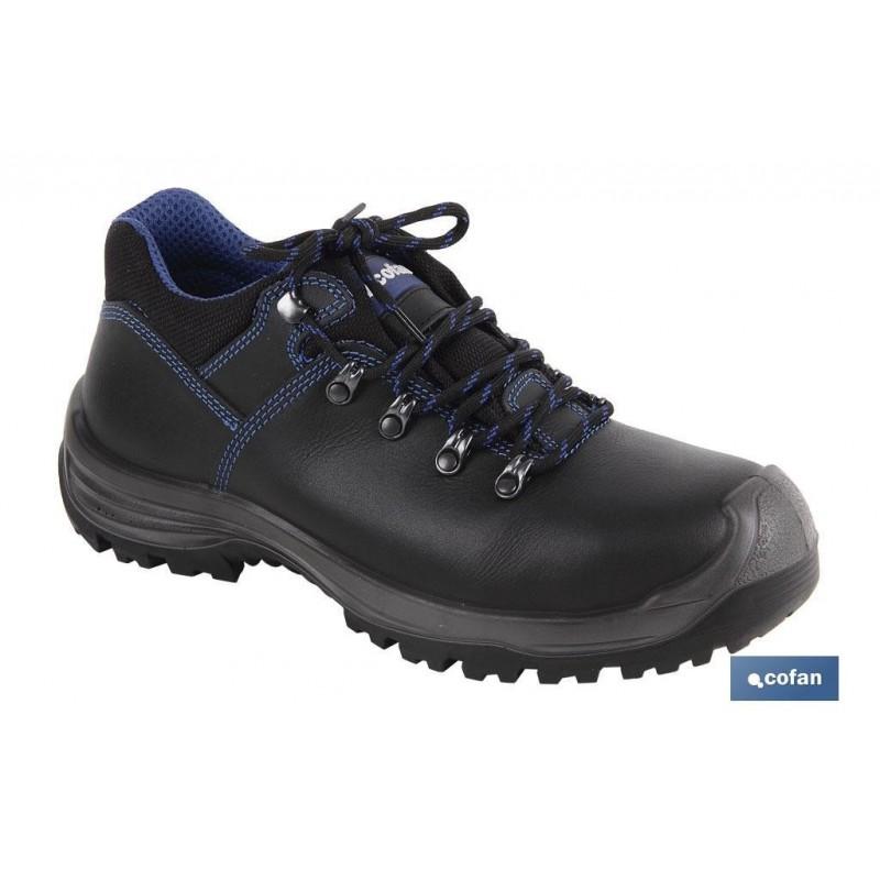 Zapatos Seguridad Piel S-3 Cofan Modelo Apolo