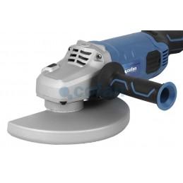 Amoladora 2400w Ø230mm Velocidad Variable detalle 3