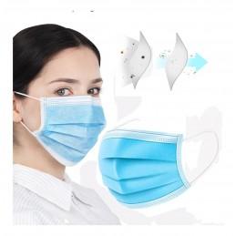 Mascarilla higienica 3 filtros o capas