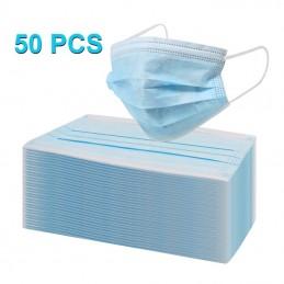 Mascarilla higienica 3 filtros o capas detalle unidades por caja