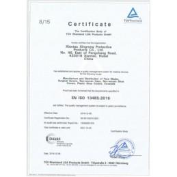 Mascarilla Higiénica 3 Capas Homologada CE Rosa certificado