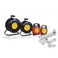 Comprar Material electrico, Alargadores. Pilas, cable eléctrico, enchufes y todo lo relacionado con el mundo del electricista.