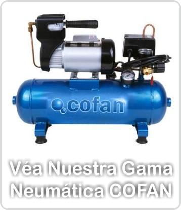 Gama neumática COFAN